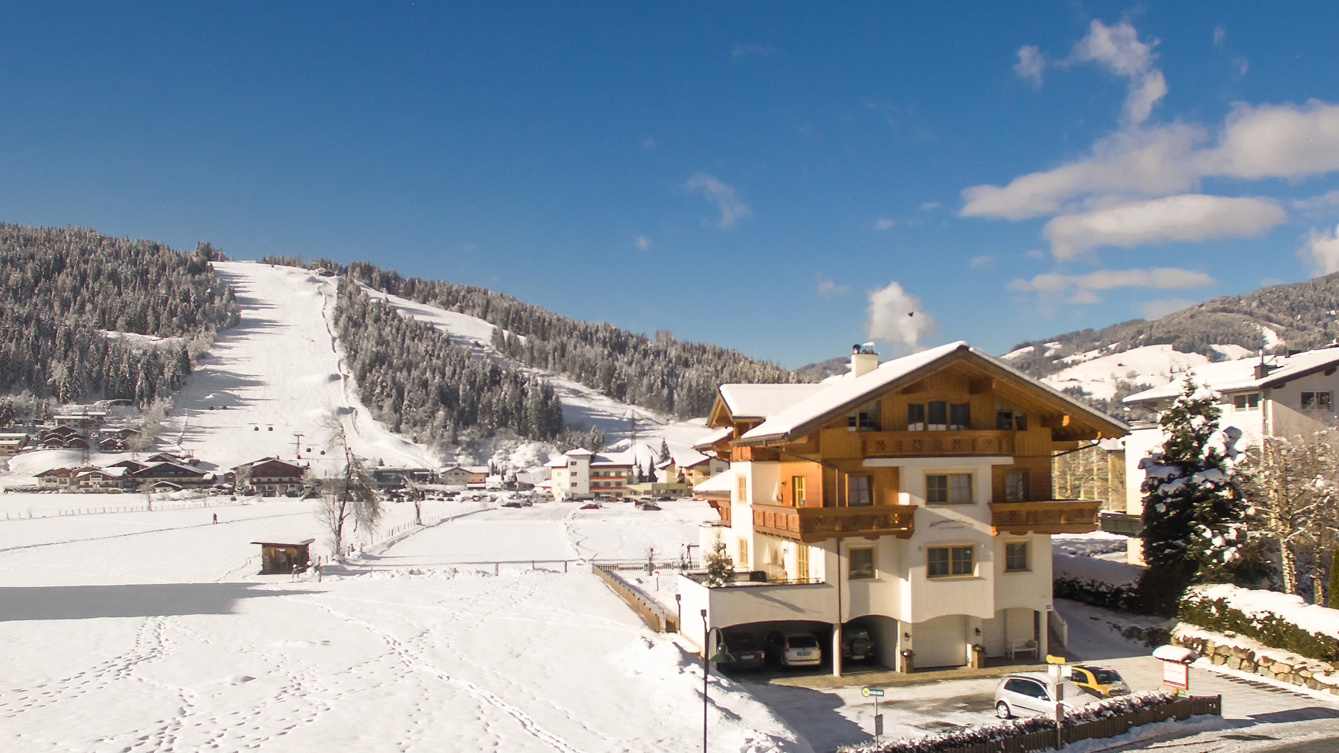 Fritzenwallner Alpen Apartements Flachau Home
